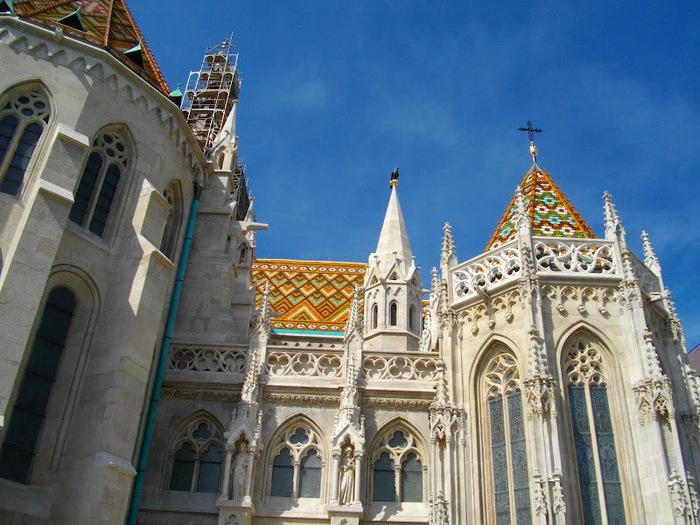 Церковь Святого Матьяша - Будапешт 50496