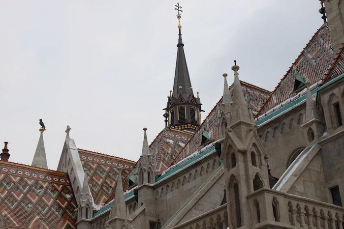 Церковь Святого Матьяша - Будапешт 14162