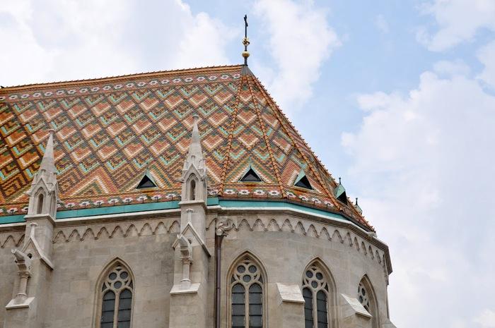 Церковь Святого Матьяша - Будапешт 92179