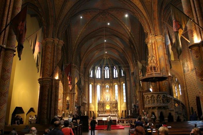Церковь Святого Матьяша - Будапешт 83118