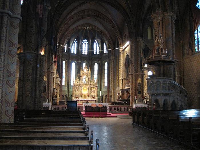 Церковь Святого Матьяша - Будапешт 18081