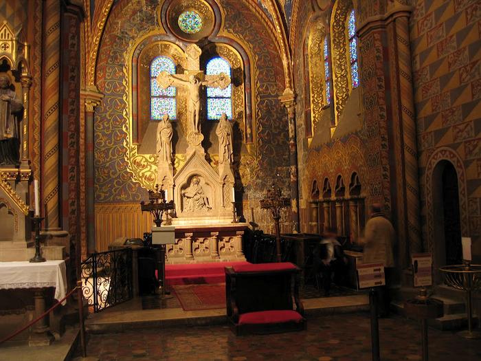 Церковь Святого Матьяша - Будапешт 60223