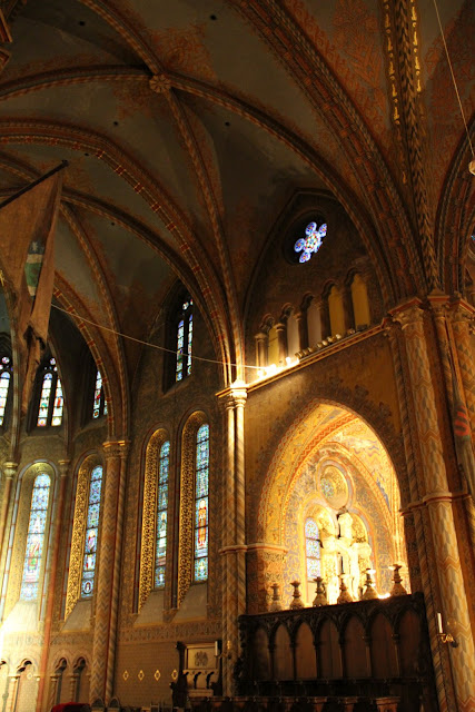 Церковь Святого Матьяша - Будапешт 84001