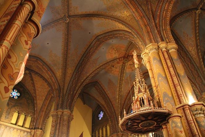 Церковь Святого Матьяша - Будапешт 27055