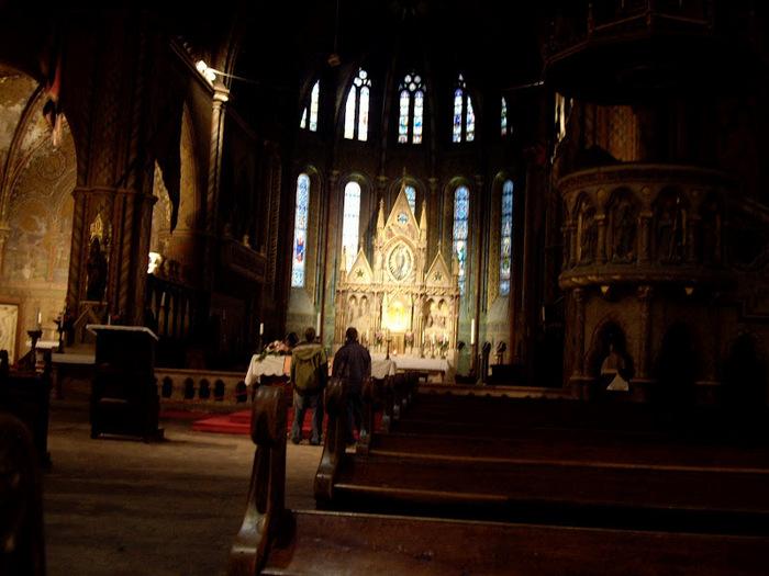 Церковь Святого Матьяша - Будапешт 16561