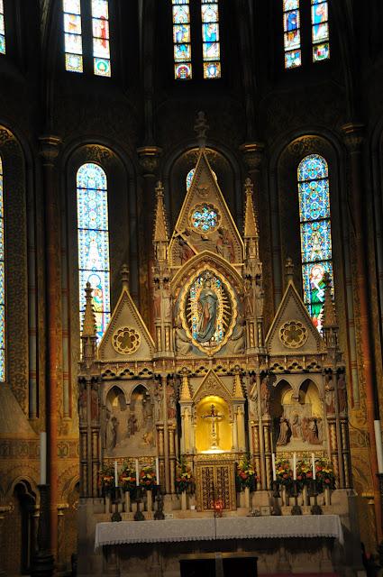 Церковь Святого Матьяша - Будапешт 99586