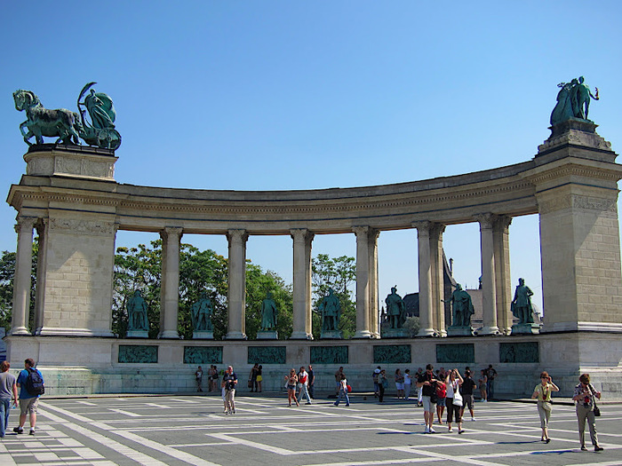 Площадь Героев (Будапешт) 72261