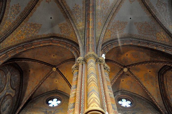 Церковь Святого Матьяша - Будапешт 45258