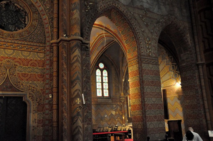 Церковь Святого Матьяша - Будапешт 29204