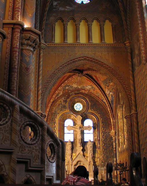 Церковь Святого Матьяша - Будапешт 91168