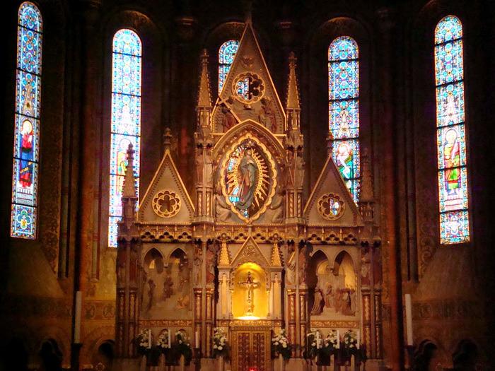 Церковь Святого Матьяша - Будапешт 98273
