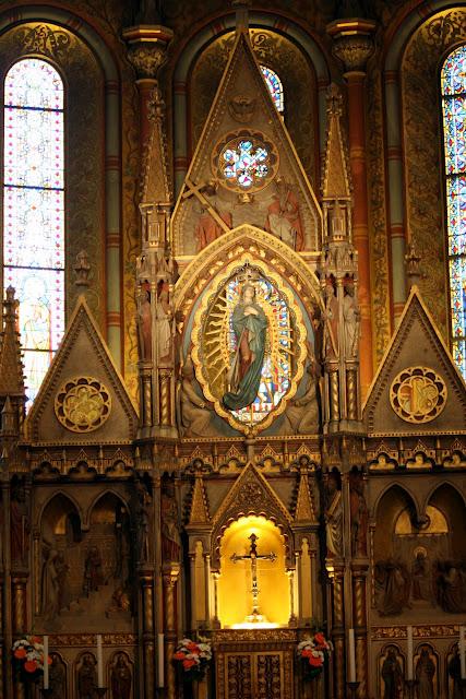 Церковь Святого Матьяша - Будапешт 19897