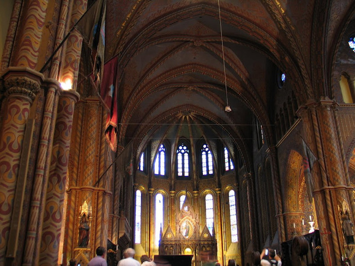 Церковь Святого Матьяша - Будапешт 32296