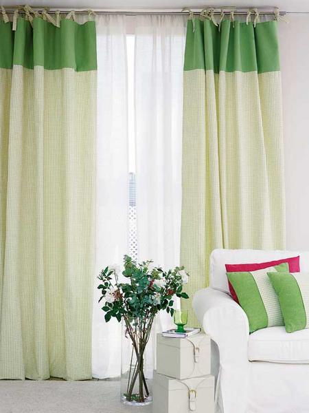 Black and white striped curtains uk