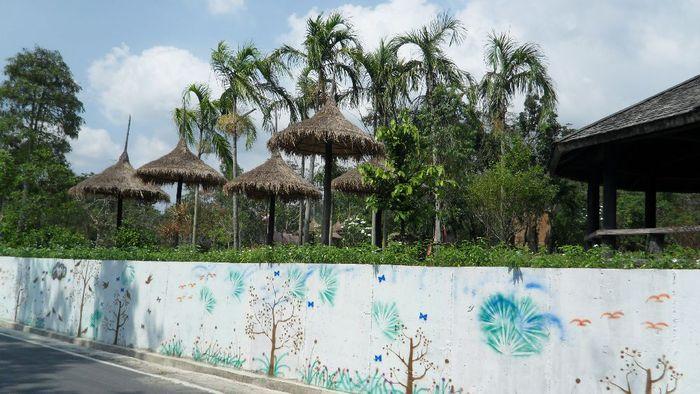 Парк Нонг Нуч (Nong Nooch Tropical Garden) 76896