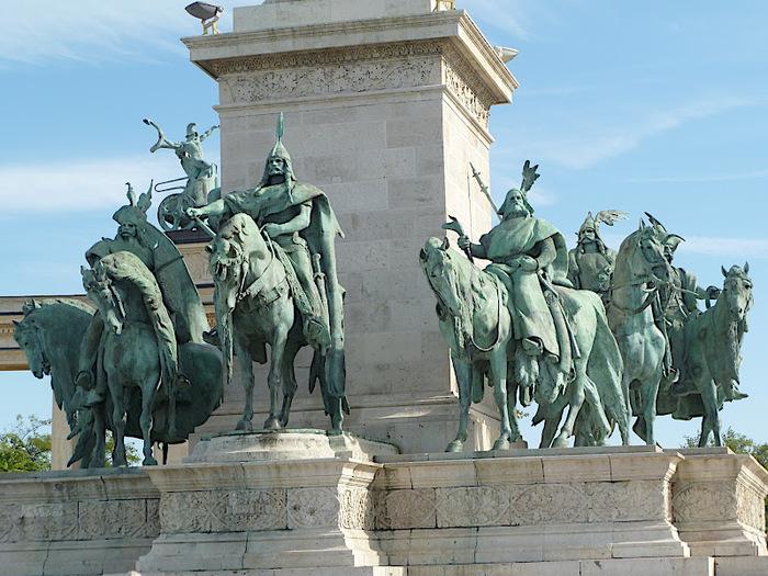 Площадь Героев (Будапешт) 12807
