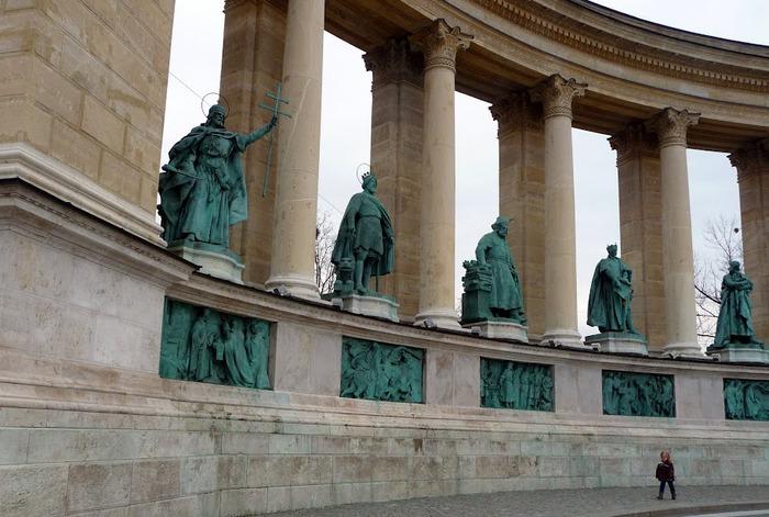 Площадь Героев (Будапешт) 77409