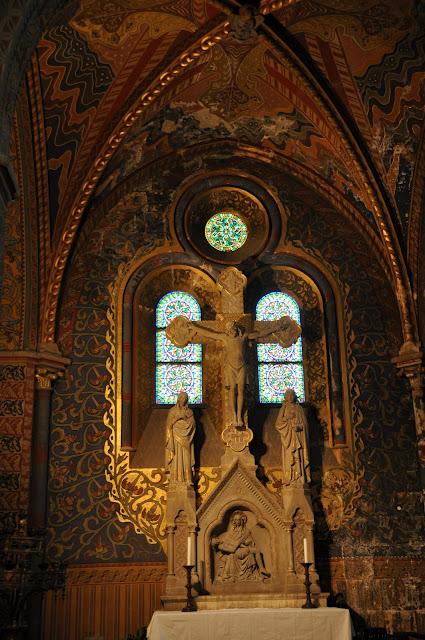 Церковь Святого Матьяша - Будапешт 77953