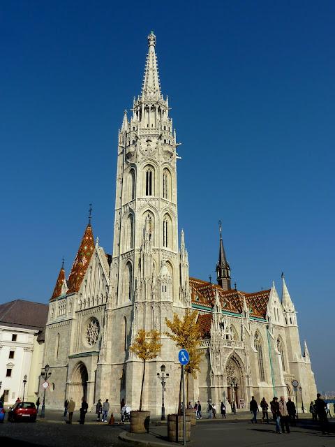 Церковь Святого Матьяша - Будапешт 46179
