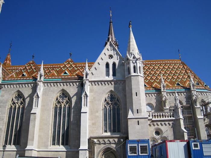 Церковь Святого Матьяша - Будапешт 73650