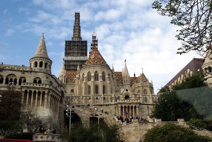 Церковь Святого Матьяша - Будапешт 67195