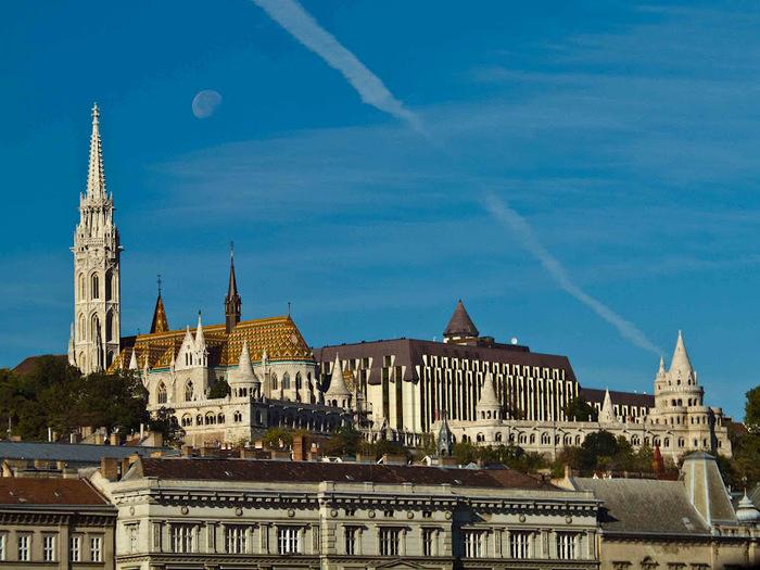 Церковь Святого Матьяша - Будапешт 98465