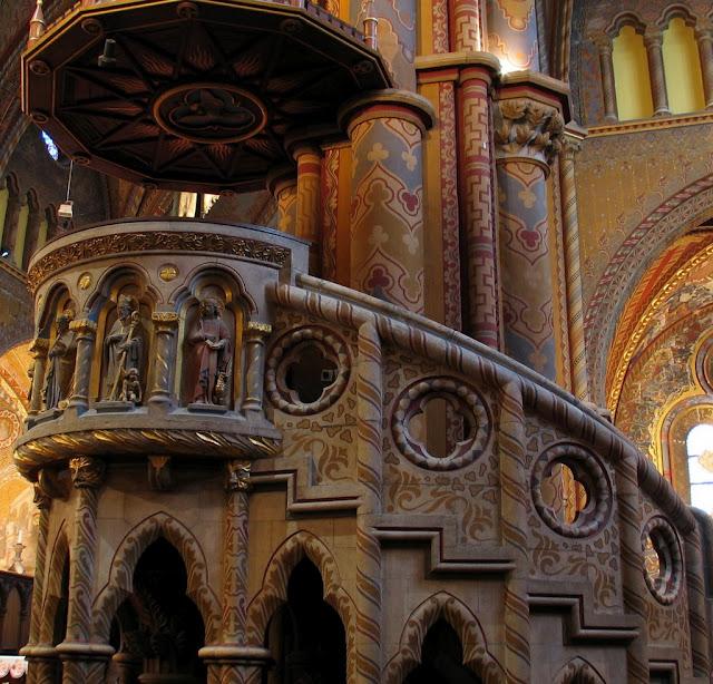 Церковь Святого Матьяша - Будапешт 26659