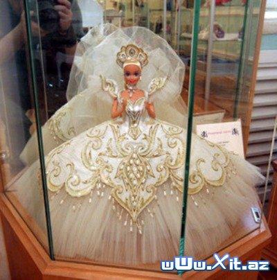самая дорогая кукла. Самые дорогие в мире колонки стоят $4,7 миллиона!