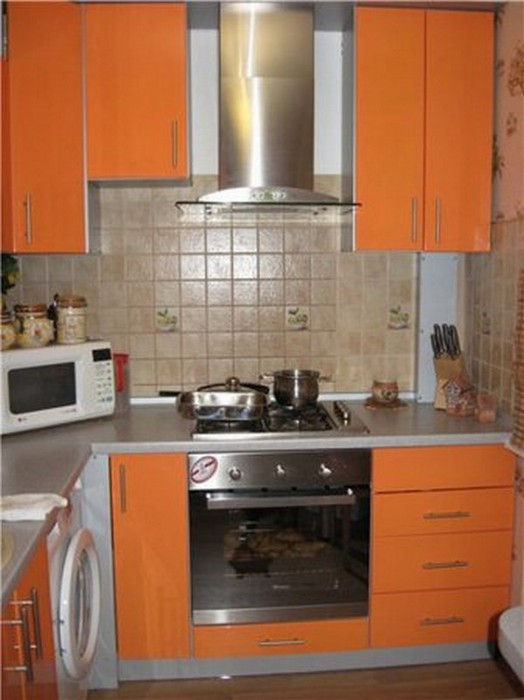 Проект интерьера малогабаритной кухни 2 (524x700, 65Kb)