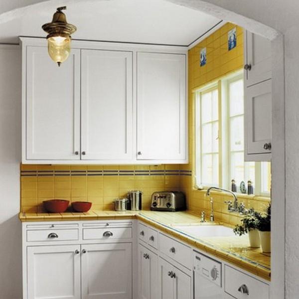 Проект интерьера малогабаритной кухни 7 (600x600, 64Kb)