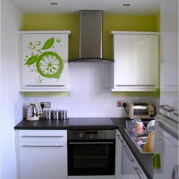 Проект интерьера малогабаритной кухни 16 (600x598, 57Kb)