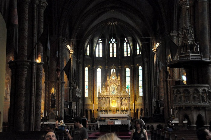Церковь Святого Матьяша - Будапешт 41813
