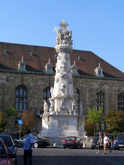 Церковь Святого Матьяша - Будапешт 47451