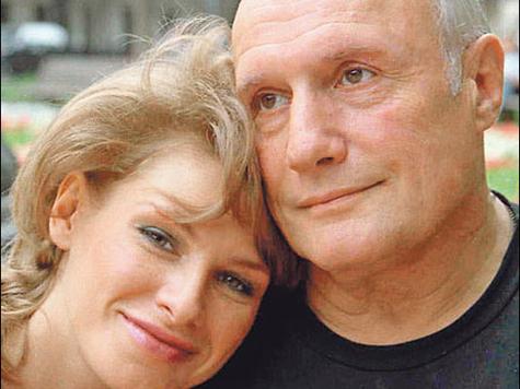 Фото александр пороховщиков с женой