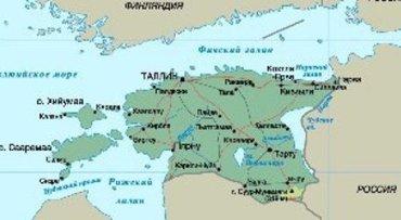 Карта Эстонии (370x203, 18Kb)