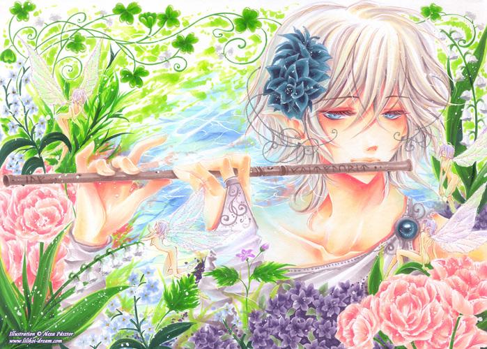 __elven_melody___by_kaoru_chan (700x500, 282Kb)