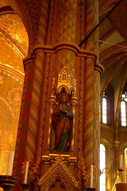 Церковь Святого Матьяша - Будапешт 42852