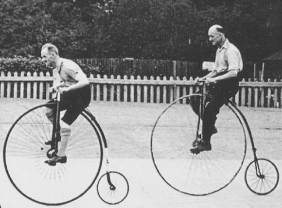 Интересные картинки велосипедов