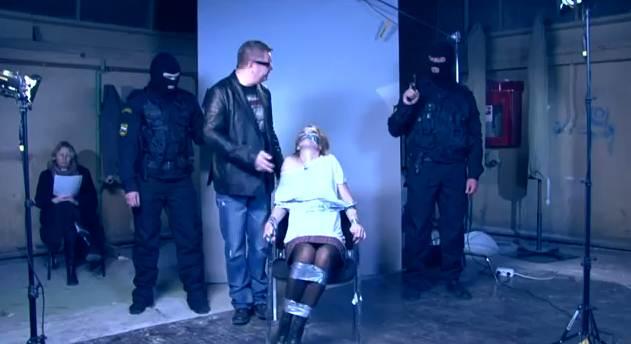 Видео. Ксения Собчак в пародии на Чулпан Хаматов