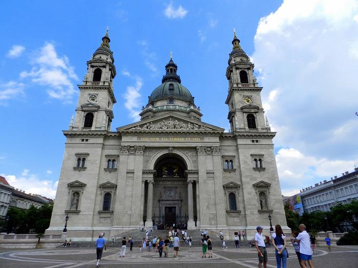 Базилика Святого Иштвана - Szt. Istvan Bazilika, Budapest 20820
