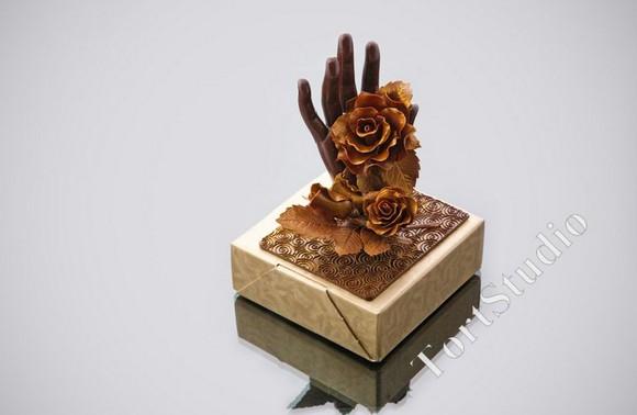 шоколадная рука (580x378, 30Kb)