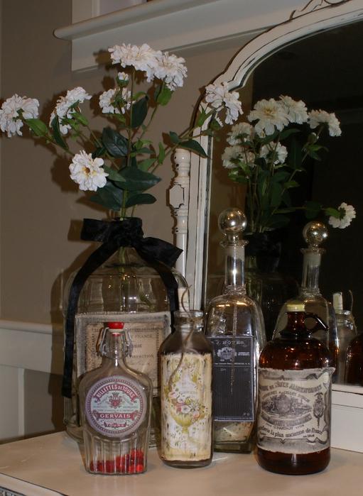 eclectic bottles (511x700, 401Kb)