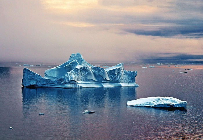 айсберги Гренландии  (700x482, 118Kb)