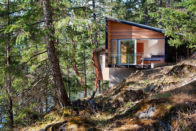 красивый проект деревянного дома (670x447, 167Kb)