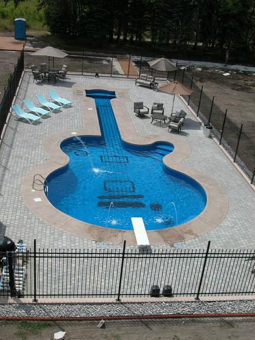 красивый бассейн фото (525x700, 436Kb)