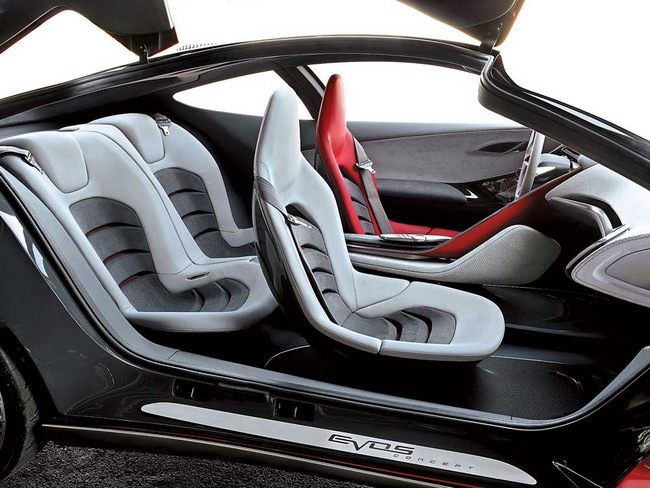 Ford Evos - красивый концепт-кар 12 (650x488, 90Kb)
