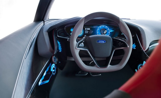Ford Evos - красивый концепт-кар 17 (650x398, 48Kb)