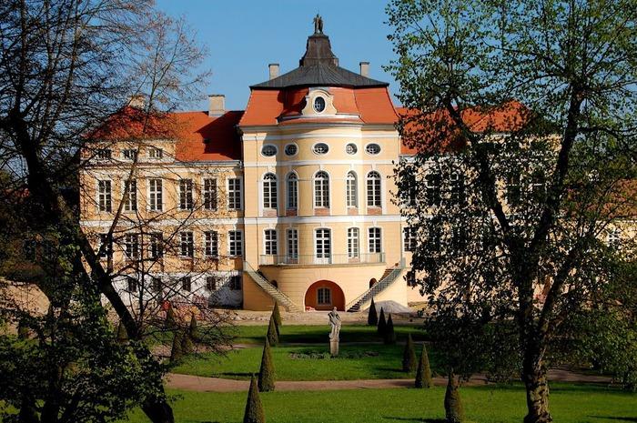 Дворец Рачиньских в селении Рогалин 79699
