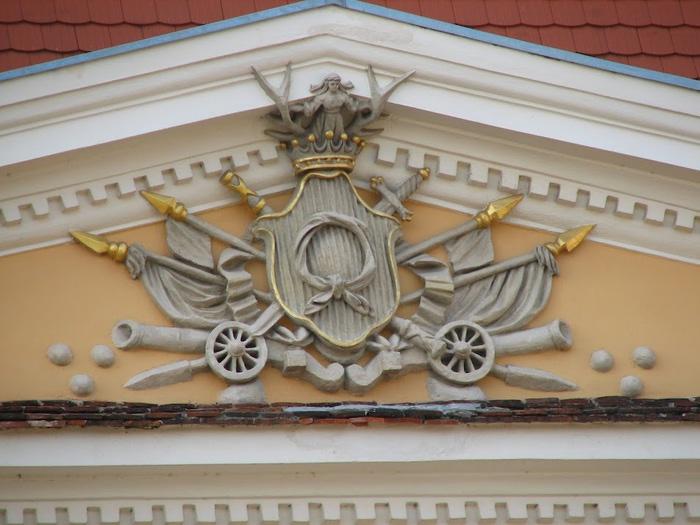 Дворец Рачиньских в селении Рогалин 23416