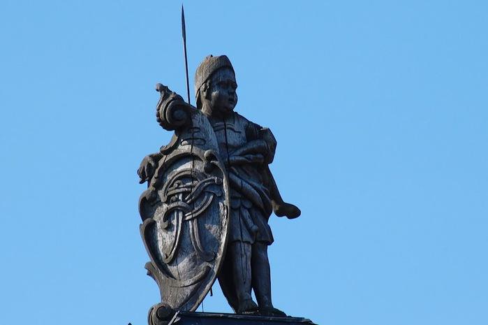 Дворец Рачиньских в селении Рогалин 99598